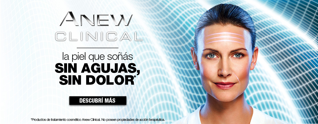Anew Clinical - Avon Skincare